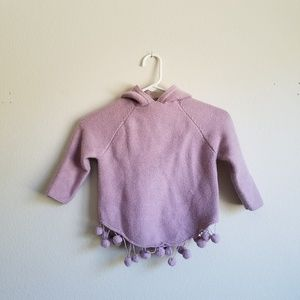 Other - Online Boutique | toddler poncho hoodie sweater